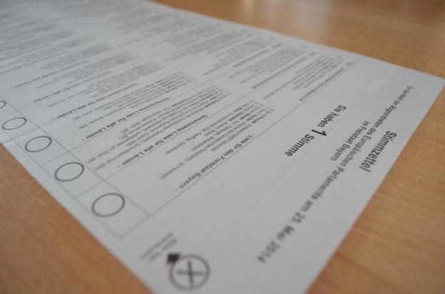 Netzpolitik in Europawahl #EP2014